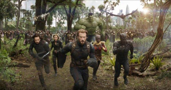 《复仇者联盟3》北美首日收1亿刀 国内票房引猜测