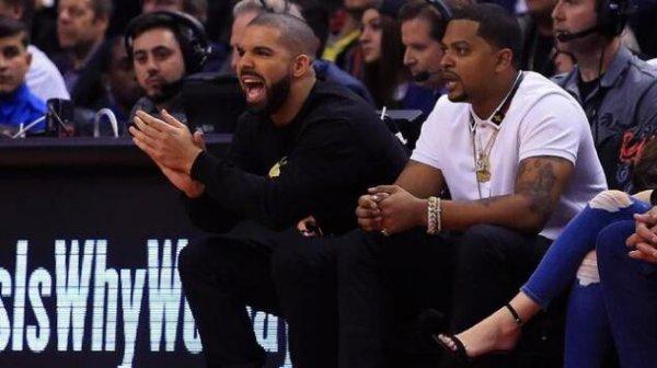 著名說唱歌手遭NBA警告 Drake為什么罵騎士隊帕金斯