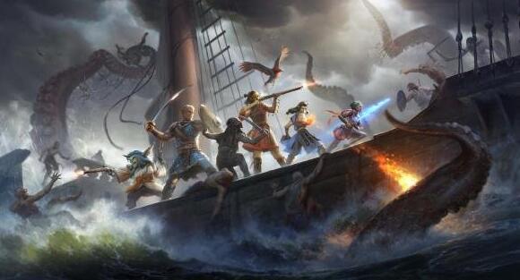 《永恒之柱2》Steam版正式解锁 三款不同版本等你选择