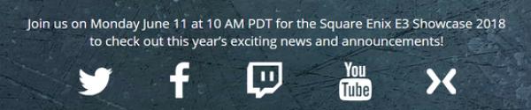 SE公布E32018发布会时间 多款游戏大作即将揭露神秘面纱