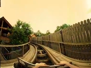 360VR视频:冲上云霄之最刺激的过山车!