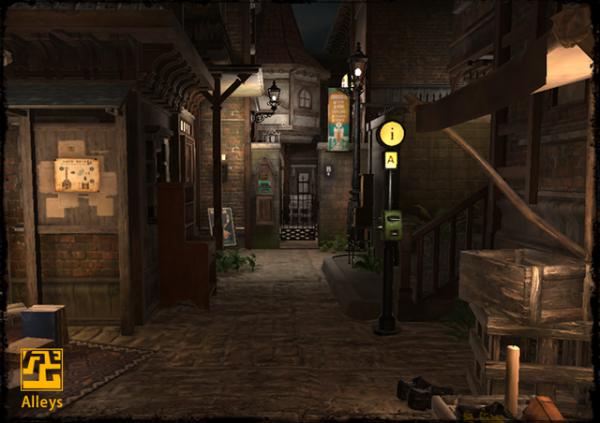 1人制作! 探险逃脱游戏《巷弄探险》宣布5月17日上架