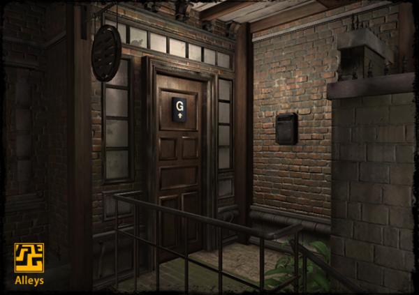 探险逃脱游戏《巷弄探险》宣布5月17日上架