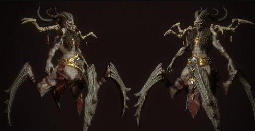 魔兽世界8.0版本新内容曝光:恶魔山羊宠物