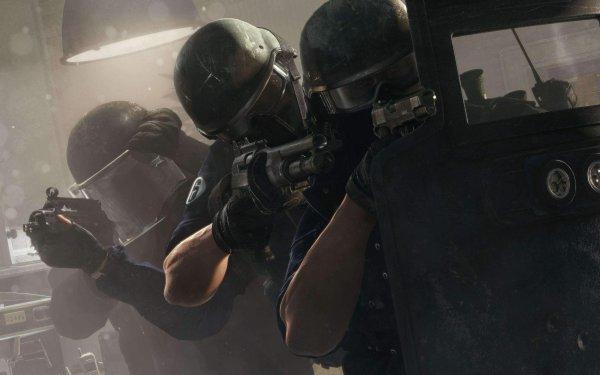 R6要火!育碧宣布腾讯将代理《彩虹六号:围攻》
