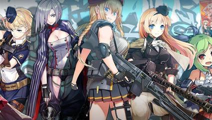 《少女前线》日服6月29日开启 日本玩家:终于来了
