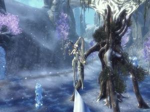 剑灵佛系玩家的日常 爬山篇之雪女洞顶