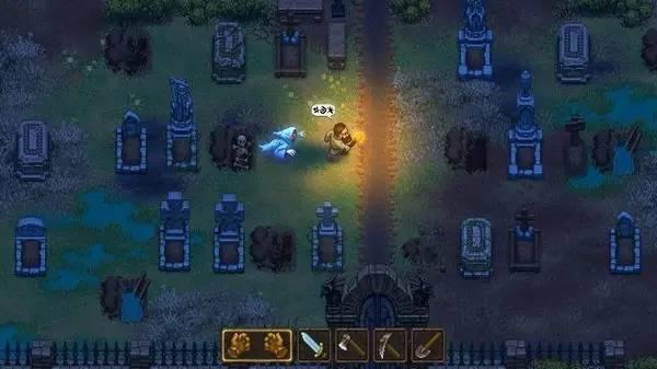 《墓场物语》开启测试 化身守墓人壮大自己的墓地产业