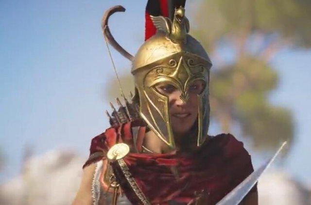 《刺客信条:奥德赛》发售日期确定 古希腊战火燃起