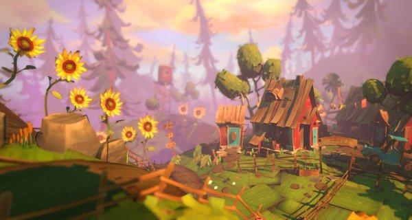 索尼发布PSVR平台暖心游戏《幽灵巨人》