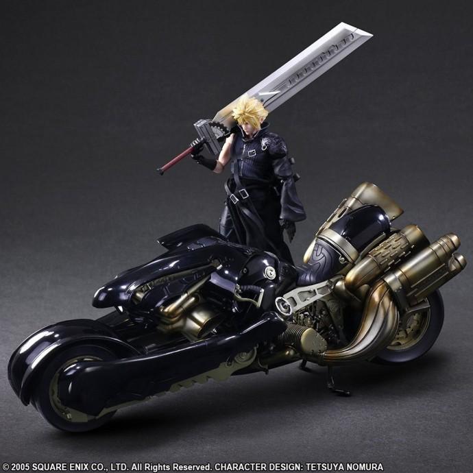 《最终幻想7》克劳德手办首曝 售价约为2331元人民币