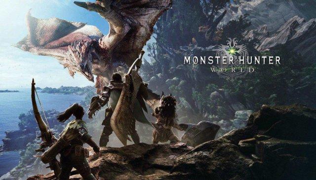 《怪物猎人世界》发售成绩喜人 不会登陆NS平台
