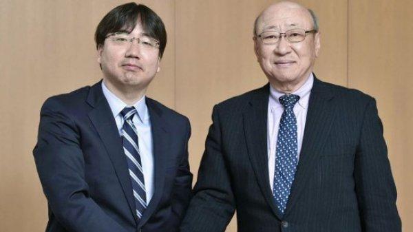 任天堂新老社长正式交接 新社长表示未来将探索中国市场