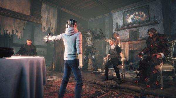 国产TPS《基因雨》上架Steam 7月19日将正式发售