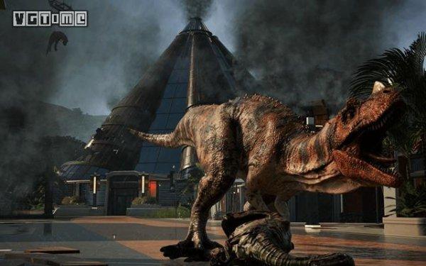 模拟经营游戏《侏罗纪世界:进化》即将登陆WeGame