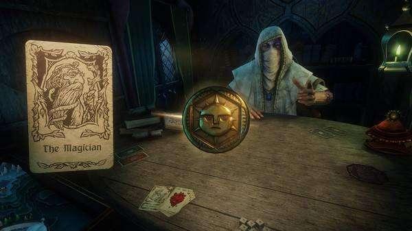 《命运之手2》登陆Switch平台 将于7月17日发售