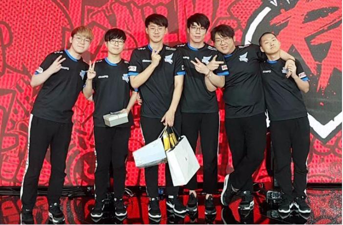 2018LCK夏季赛7月11日赛程:AFs KT洲际赛后首战