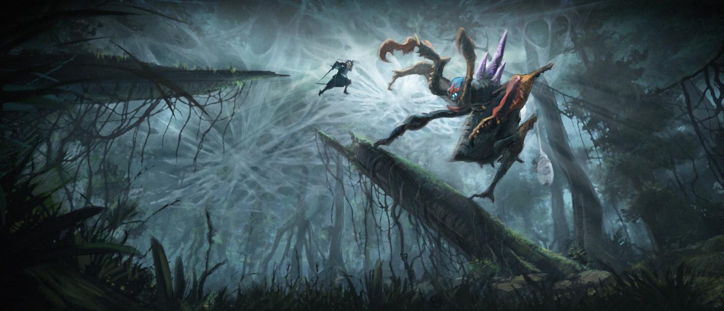 怪物猎人宣布将推出3D动画 2019年上映