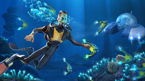 《美丽水世界》即将登陆PS4 Xbox版延迟发售