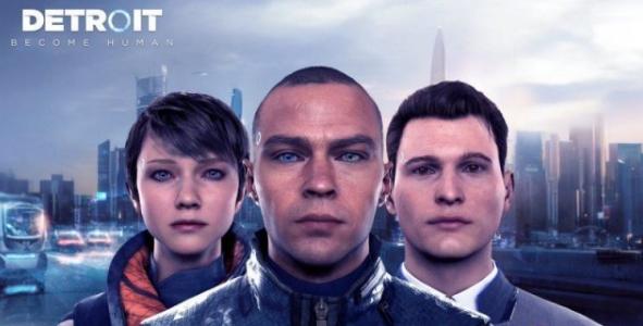 《底特律:变人》两周销量破百万 开发成本曝光
