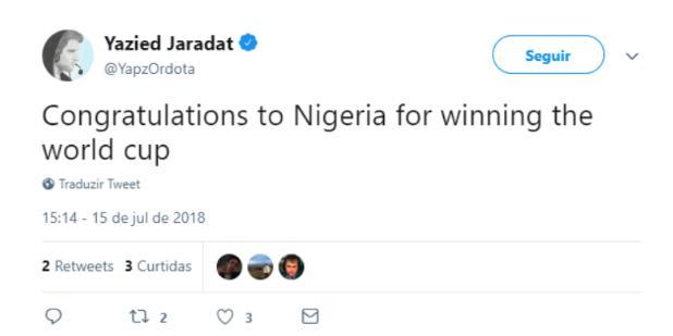 DOTA2选手调侃法国队夺冠 网友指责其种族歧视