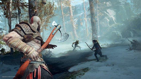 《战神4》成PS最畅销独占游戏 数字版首月营收1.31亿美元