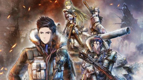 《战场女武神4》Steam版预购开启 9月25日正式发售