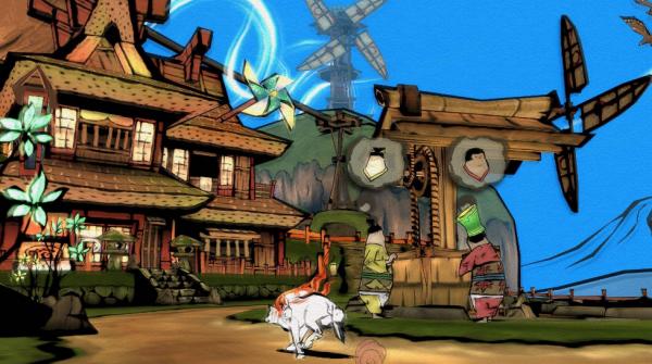 经典回归!PS2时代名作《大神:绝景版》NS版发售