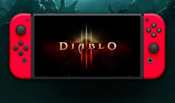 Switch版《暗黑破坏神3》泄露 将于塞尔达进行联动
