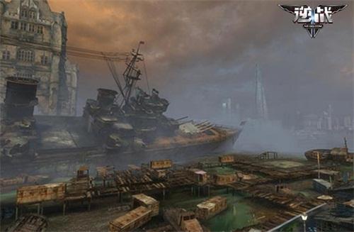 《逆战》8月全新战场开启 深入尸巢再临大都会