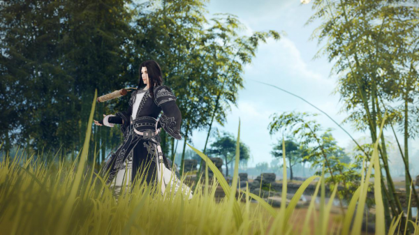《剑网3》周年盛典灯影长廊引网友点赞:这才是江湖!