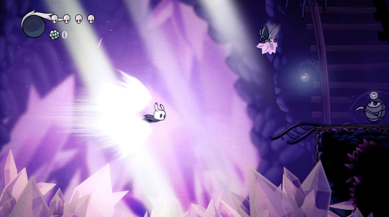 空洞骑士:虚空之心公布 登陆PS4/Xbox平台