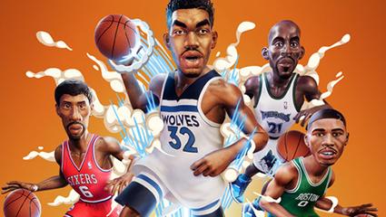Q萌篮球游戏 《NBA2K游乐场2》10月16日正式发售