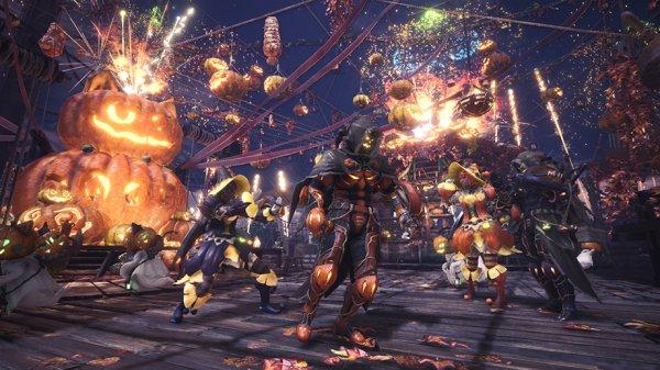 《怪猎世界》推出星辰祭「丰收之宴」详细内容公开