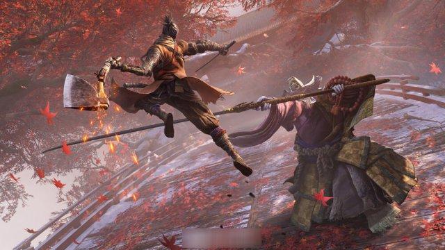 《只狼:影逝二度》操控体验 主角可以起死回生