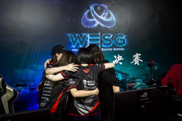 依旧强势!TyLoo女队拿下WESG中国总结女子CS:GO冠军