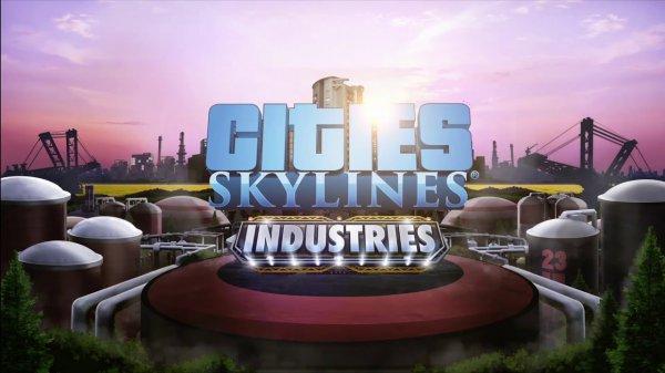 《城市:天际线》工业DLC 23日上线 工业时代来临
