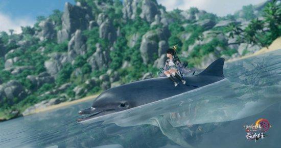 图1:蓬莱海景