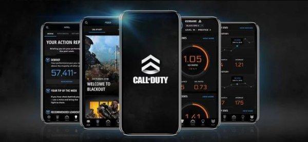 《使命召唤:黑色行动4》手机App上线 联动游戏数据
