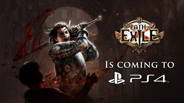 《流放之路》终登PS4平台 12月7日正式发售