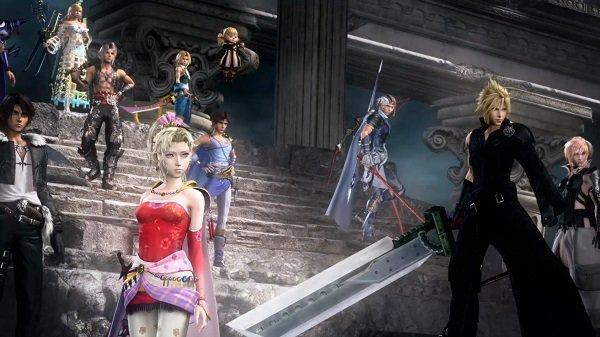 《最终幻想:纷争NT》免费版 11月22日登陆PS4