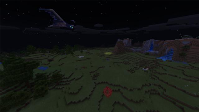 《我的世界》基岩版1.6更新 诛仙蝠幻翼来袭
