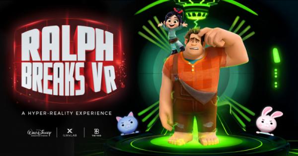 The VOID与迪士尼合作的《无敌破坏王》VR来袭