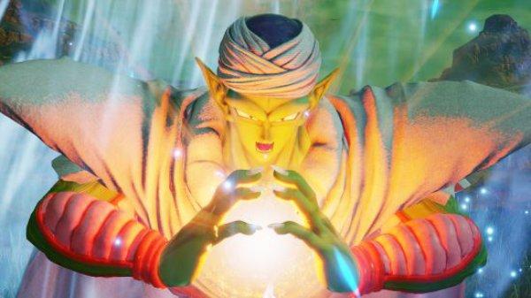 七龙珠经典角色亮相《Jump大乱斗》 短笛沙鲁宣布参战