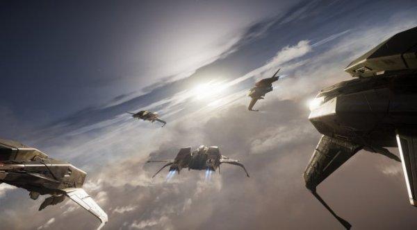 《星际公民》免费试玩开始 现在下载登陆2亿大作