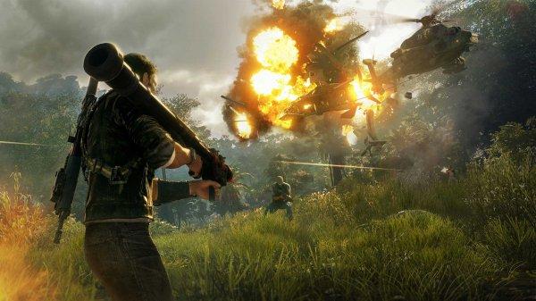 《正当防卫4》发售后遭大量差评 画质不如前作