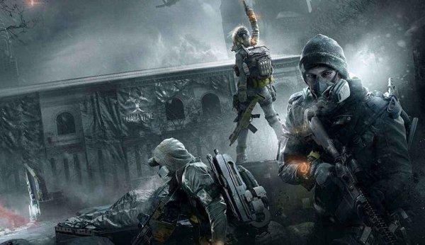 《全境封锁2》Beta测试时间曝光 预购玩家2月1日开启