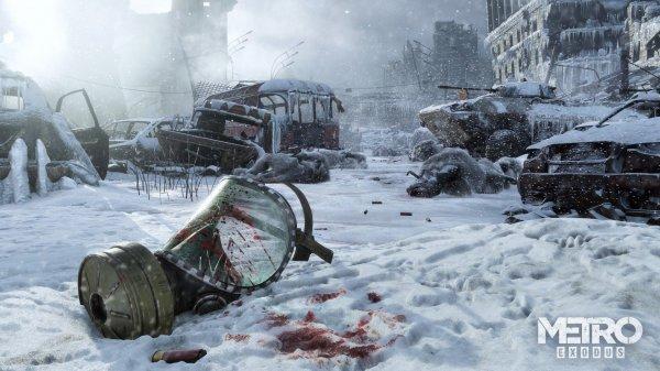 FPS游戏罕见功能 《地铁:离去》将加入拍照模式