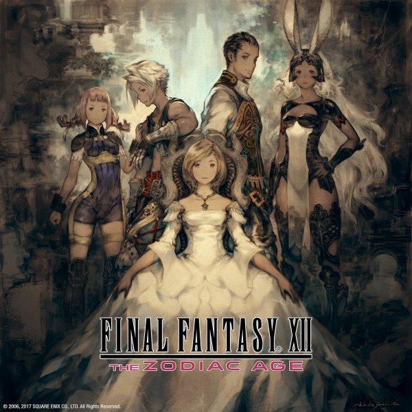 两款《最终幻想》系列登陆Xbox One 今年4月发售