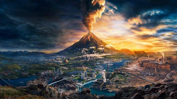 《文明6:风云变幻》新奇观公布 免受洪水破坏的大浴场